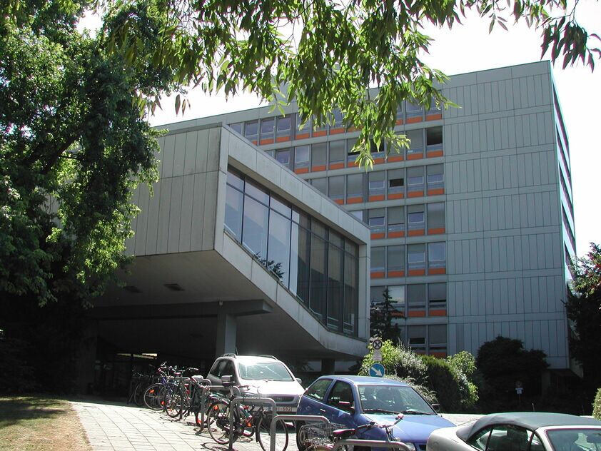 Building of the Faculty of Civil Engineering