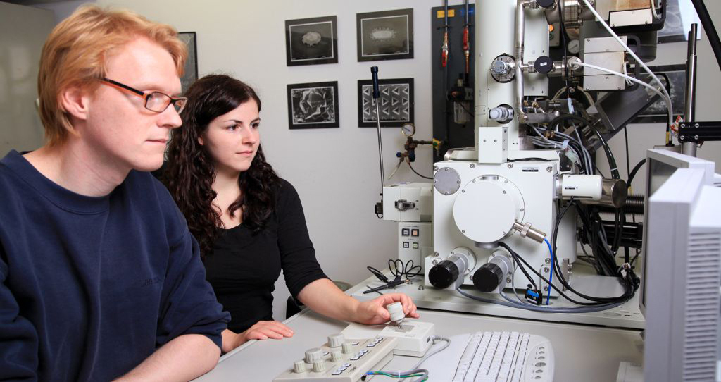 Researchers at the Lab