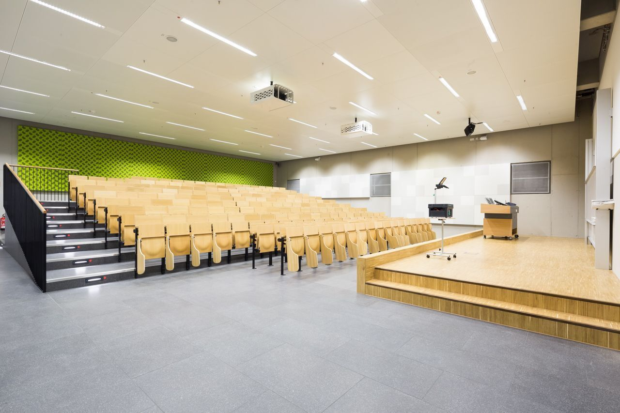 Lecture Hall at RWTH Aachen