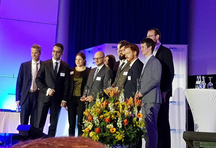 Presentation of the Innovation Award 2019